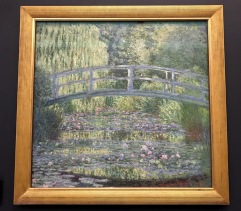 Water Lily Pond, Monet 1899